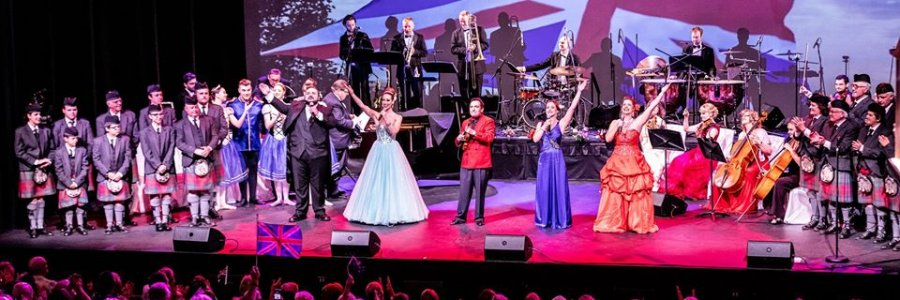 A Valentines Night At The Proms Spectacular 2020