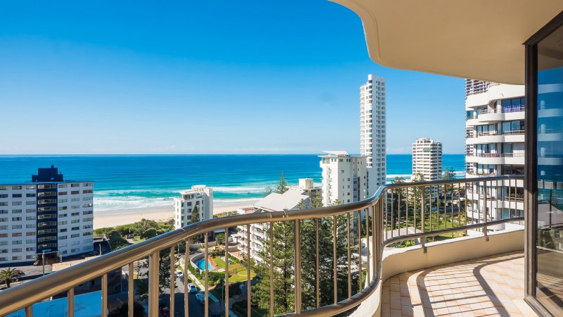 Enjoy Broadbeach & Surfers Paradise with Our Central Gold ...
