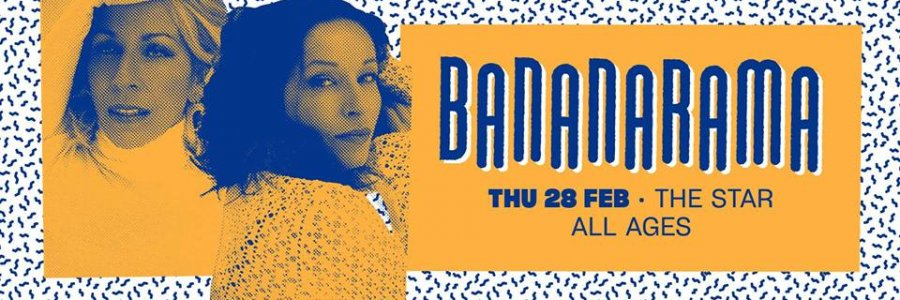 Bananarama at The Star, Gold Coast