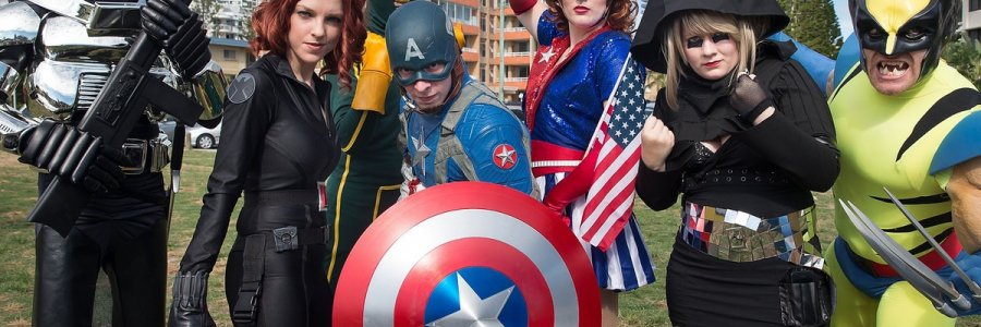 Gold Coast Superheroes Weekend Photo From Queensland.com